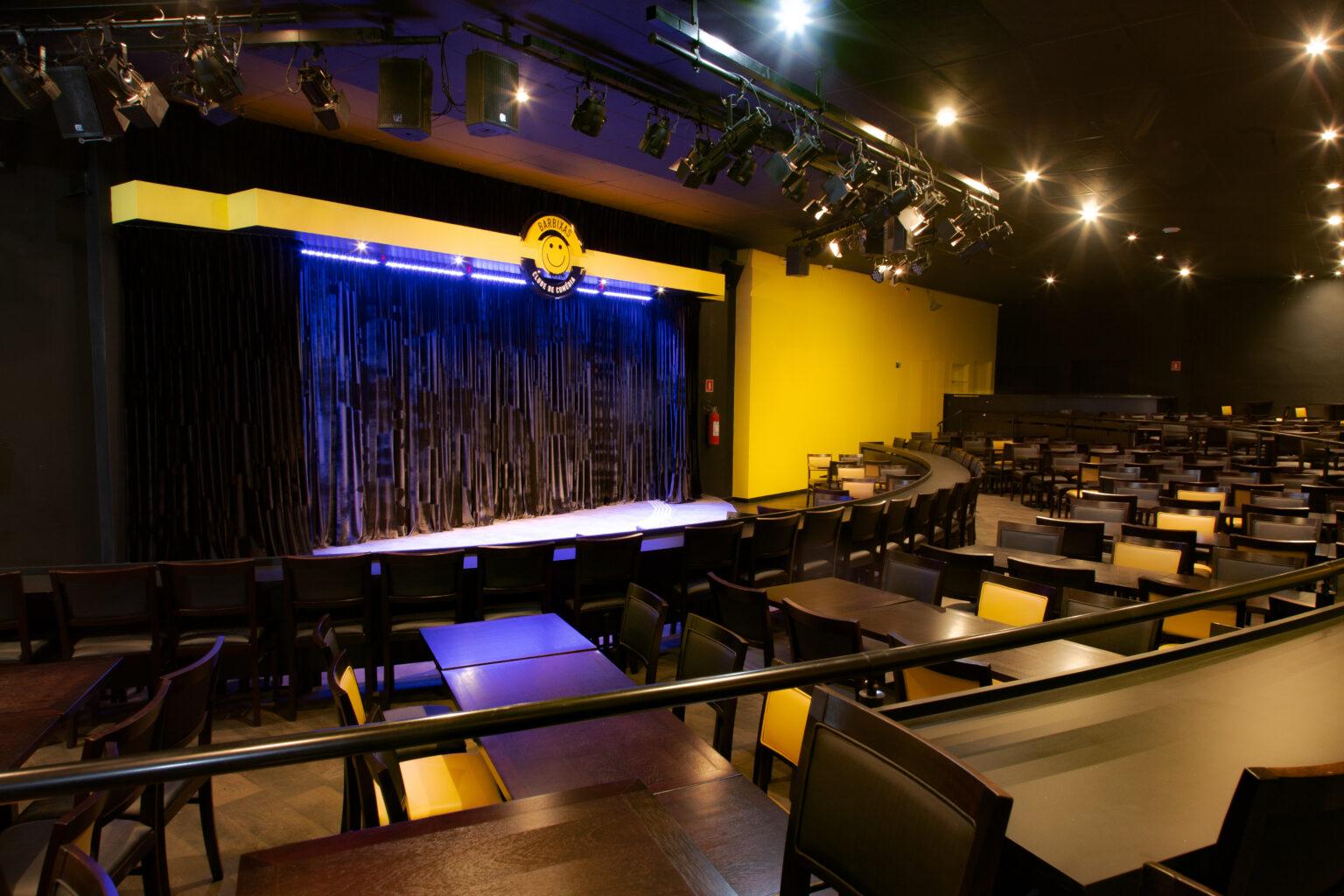 Clube Barbixas_palco